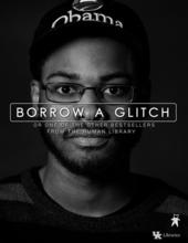 """photo of Human Library """"Borrow a Glitch"""" poster"""