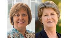 Photos of Dr. Dianna Inman and Dr. Sharon Lock
