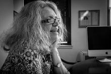 photo of Judith Jennings by Kopana Terry