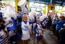 Cheer the Cats in Memphis