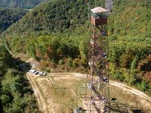 photo of Robinson Forest Fire Tower