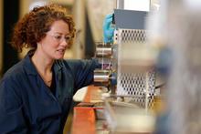 photo of Ashley Morris, UK CAER principal research engineer