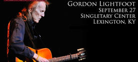 photo of Gordon Lightfoot SCFA web ad