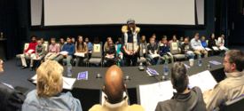 The Spelling Bee will host 41 participants from across Kentucky, ranging from kindergarten to eighth grade.