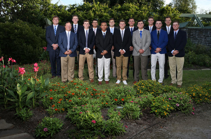 UK men's golf