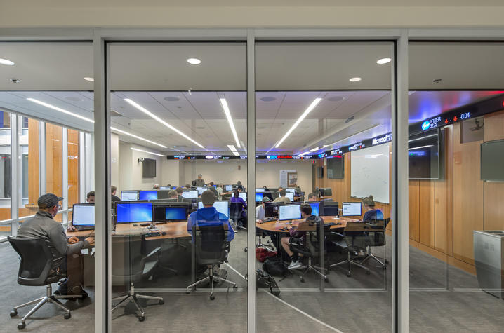 Seale Finance Learning Center