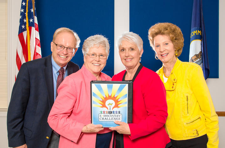 UK E-Discovery Leaders with national award