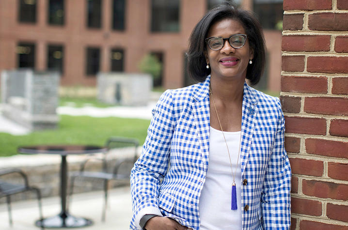 This is a photo of Sonja Feist-Price, University of Kentucky vice president for Institutional Diversity.