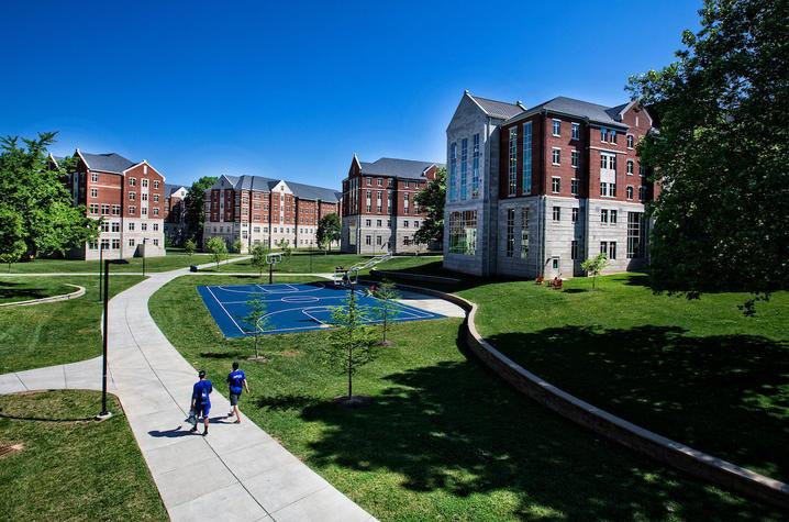 Photo of Woodland Glen residence halls