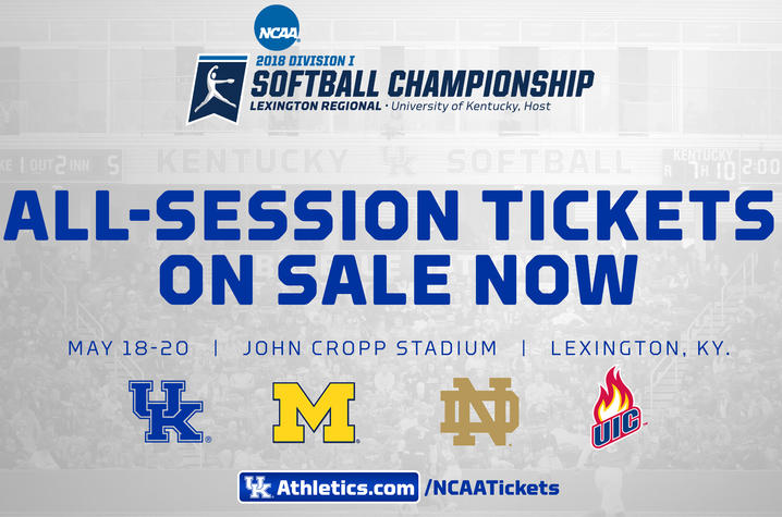 UK - NCAA Softball Graphic