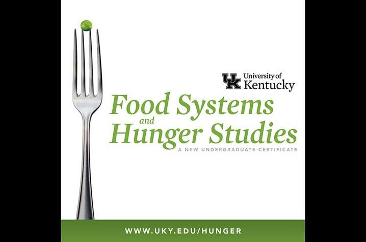 UK to Offer Certificate in Food Systems and Hunger Studies | UKNow
