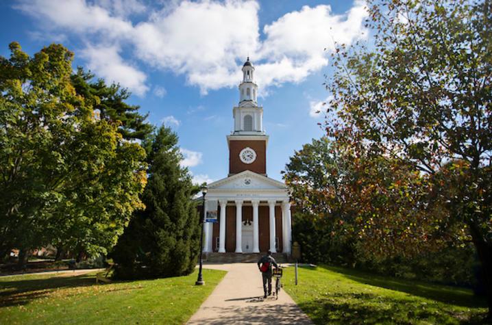 Photo of Memorial Hall