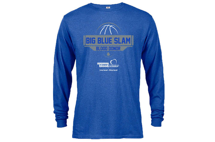 photo of Big Blue Slam long-sleeved T 2019