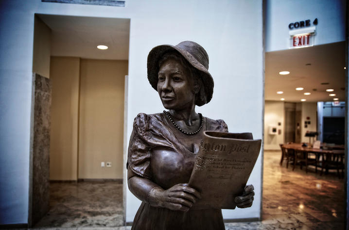 Alice Dunnigan, civil rights and journalism pioneer