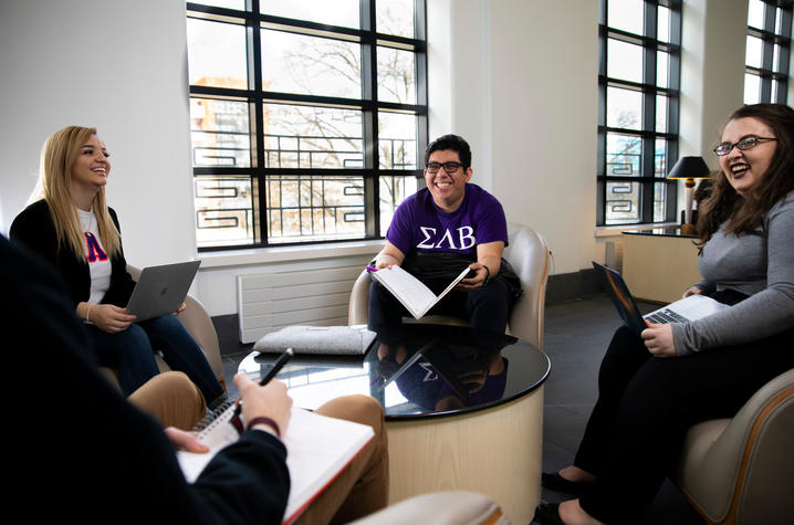 Multicultural Greek organizations create an environment of belonging for all