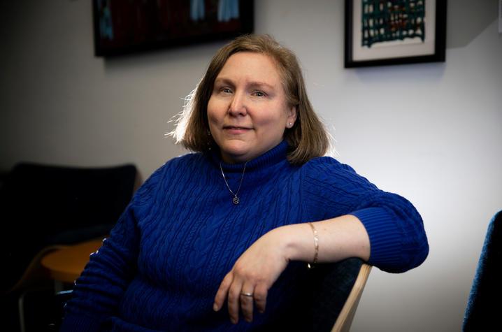 Photo of Julie Cerel