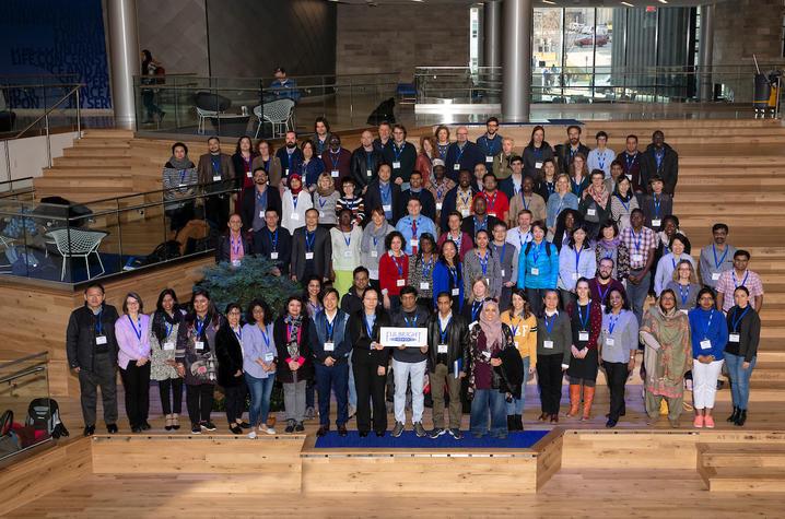 Photo of Fulbright Scholars