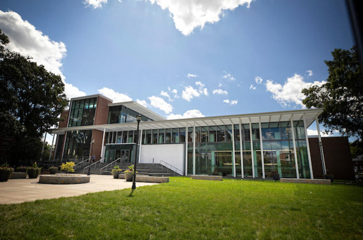 Photo of UK Law Building