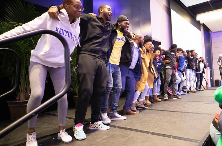 Photo of Diversity Summit