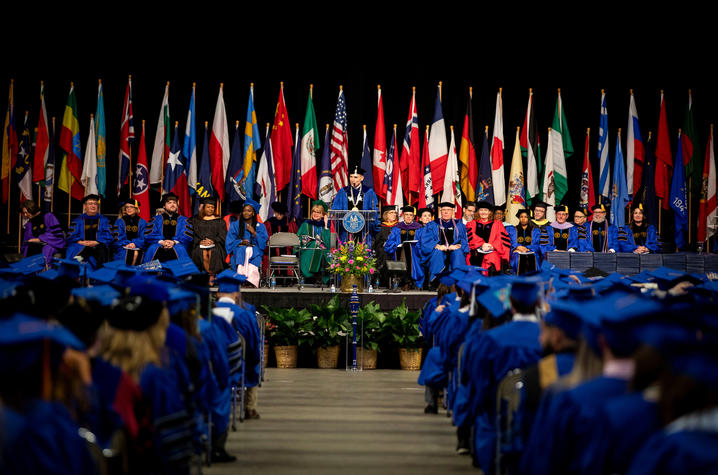 photo of December 2019 UK Commencement