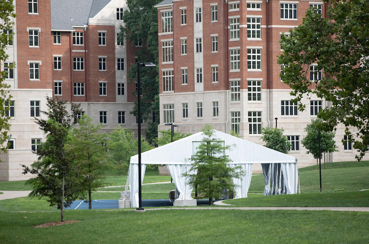 UK Establishes Campus Canopies for Students | UKNow