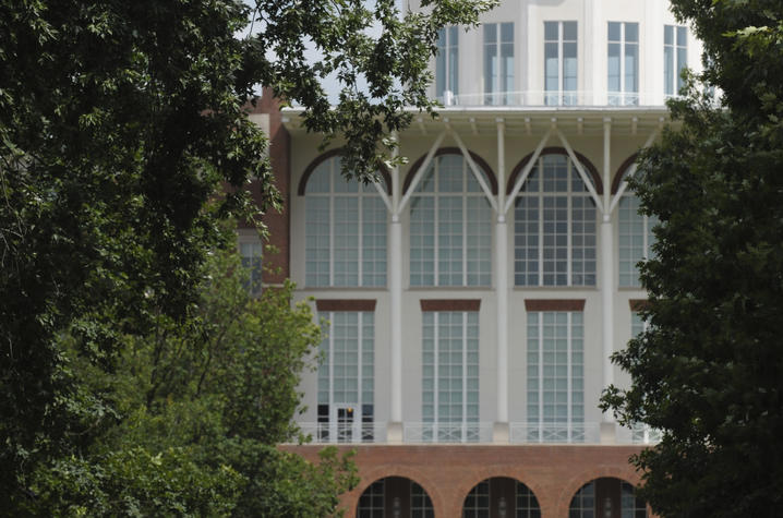 photo of William T. Young Library
