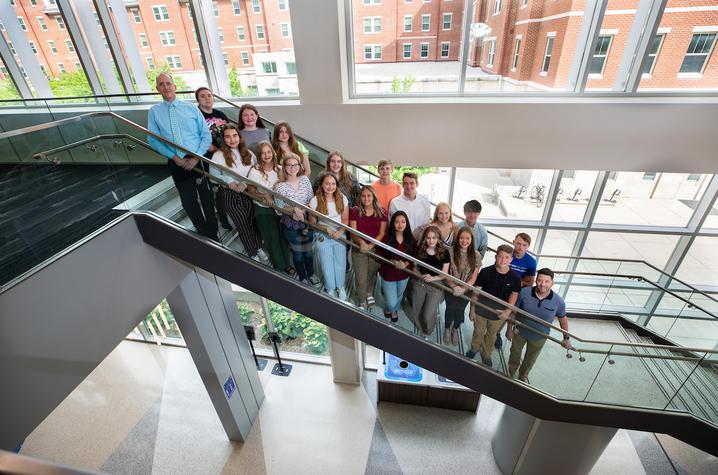 2021 ACTION Summer Program participants