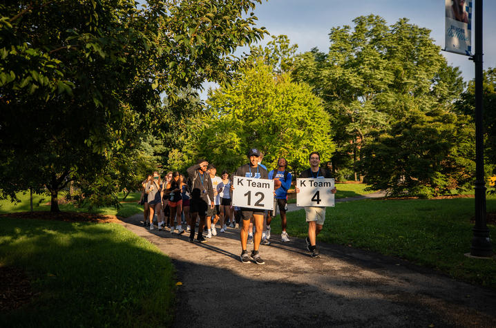 Campus Ruckus on August 19, 2021. Photo by Pete Comparoni   UKphoto