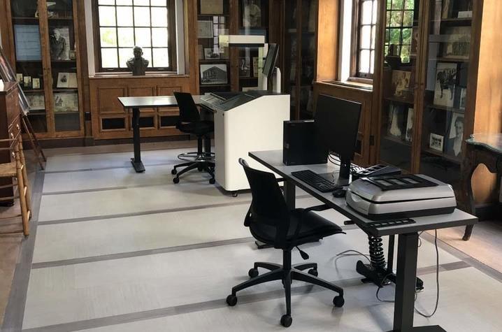 photo of Breckinridge Room Digital Studio