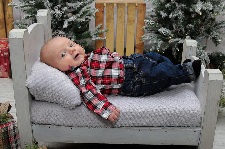 Granger Lee Smith   Photo by: SueAnn Photography