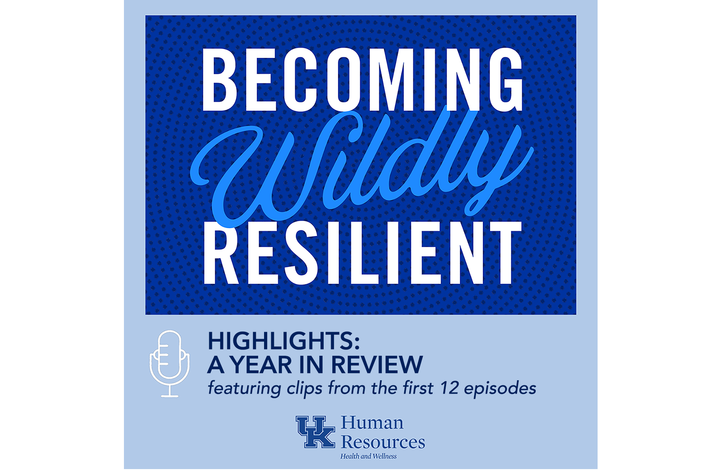 Becoming Wildly Resilient
