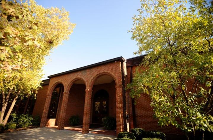 Photo of UK's Boone Center