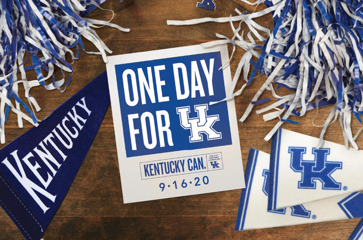 One Day for UK Graphic