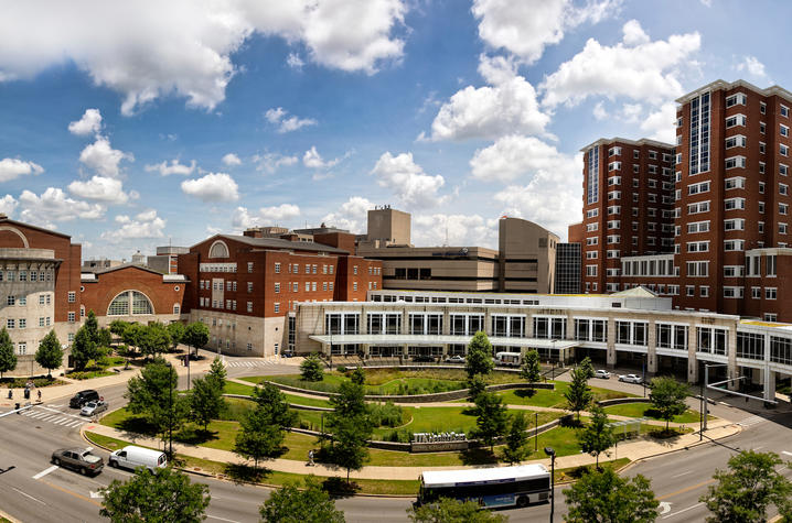 photo of UK HealthCare complex