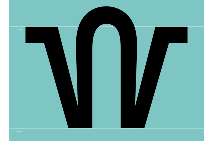 illustration of the Shrug Sign references which looks like a w that is shrugging