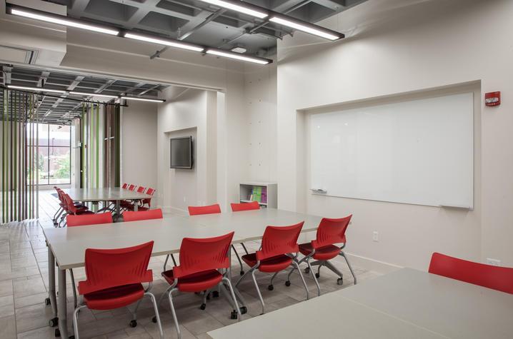 photo of education space - Confucius Institute