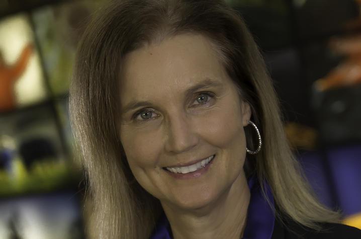 headshot photo of Dean Donna Arnett