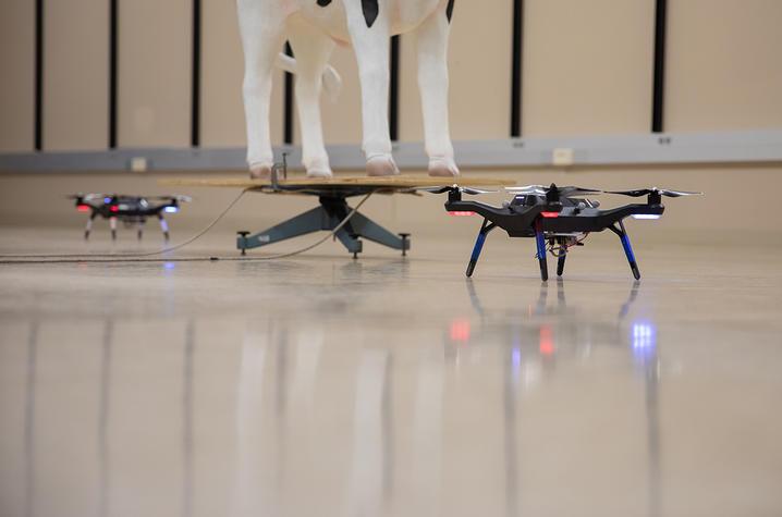 Photo of UAV's