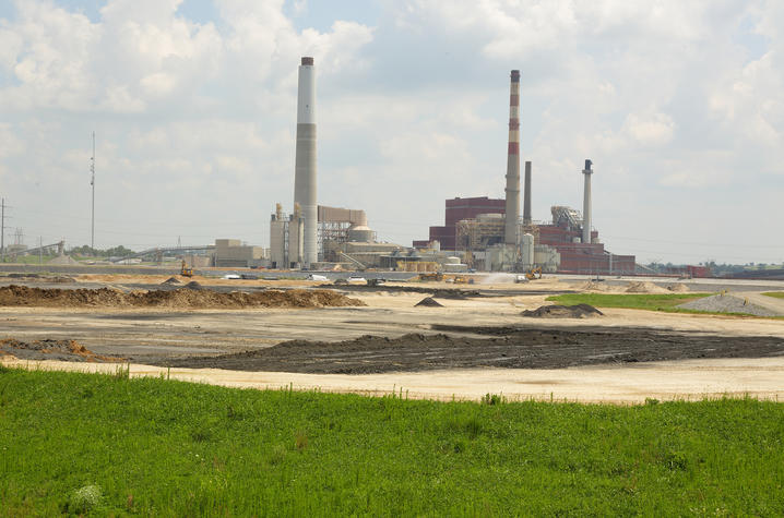 photo of E.W. Brown Generating Station