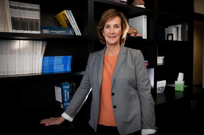 Photo of Sharon Walsh