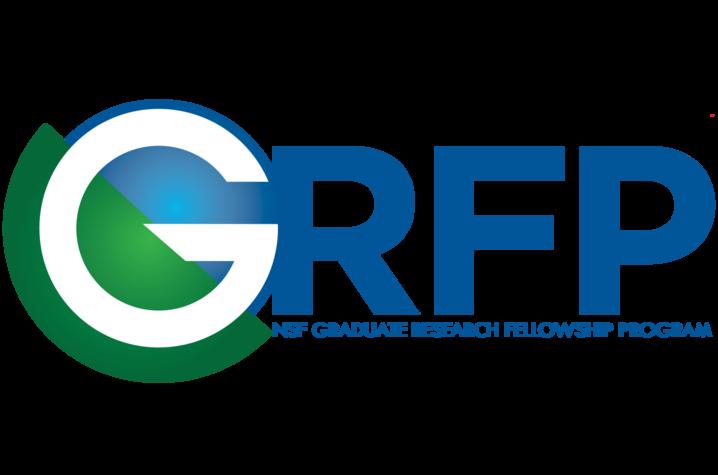 photo of logo for NSF Graduate Research Fellowship Program