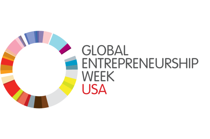 photo of Global Entrepreneurship Week logo