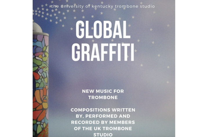 "photo of ""Global Graffiti"" album cover"