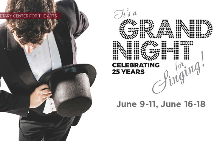 """photo of """"It's a Grand Night for Singing!"""" ad"""