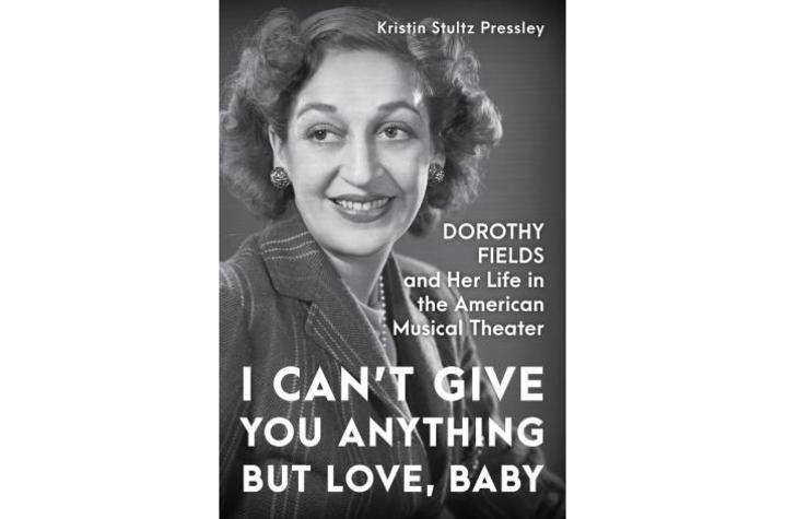 """photo of book cover of """"I Can't Give You Anything But Love, Baby"""" by Kristin Stultz Pressley"""