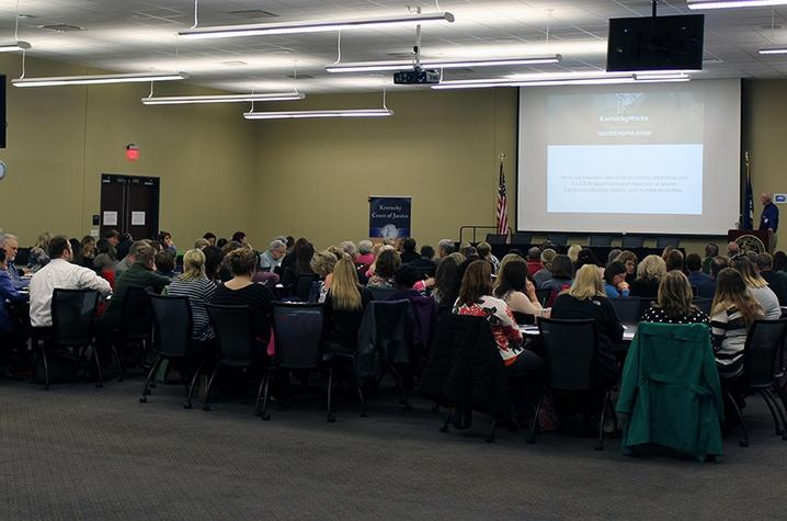 Photo of KentuckyWorks Transition Summit and Community Conversation
