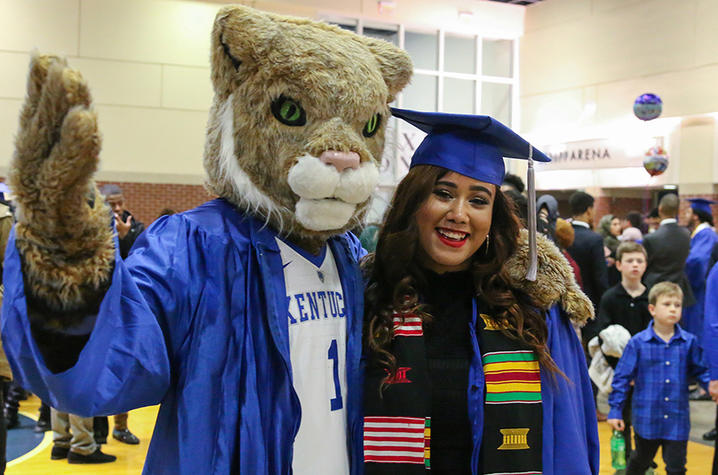 UK Alumni Association Commencement Open House
