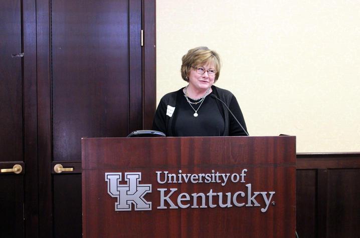 Photo of the Hon. Karen K. Caldwell