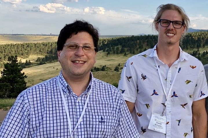 Marcelo Guzman and Travis (TJ) Schuyler