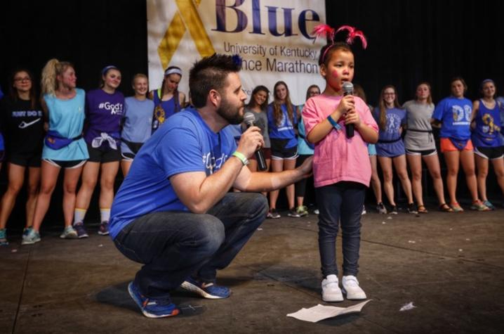 UK's DanceBlue Impacts Kentucky Kids FIghting Cancer